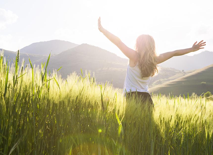 Energ a positiva para atraer las cosas buenas - Energias positivas en las personas ...