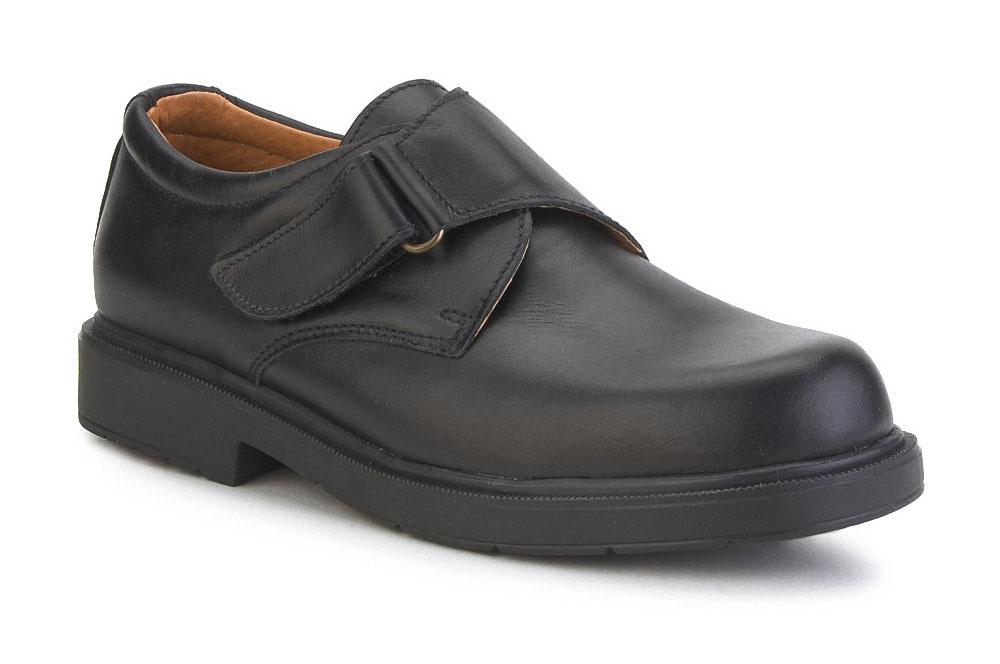 Zapato de piel colegial Seven Five