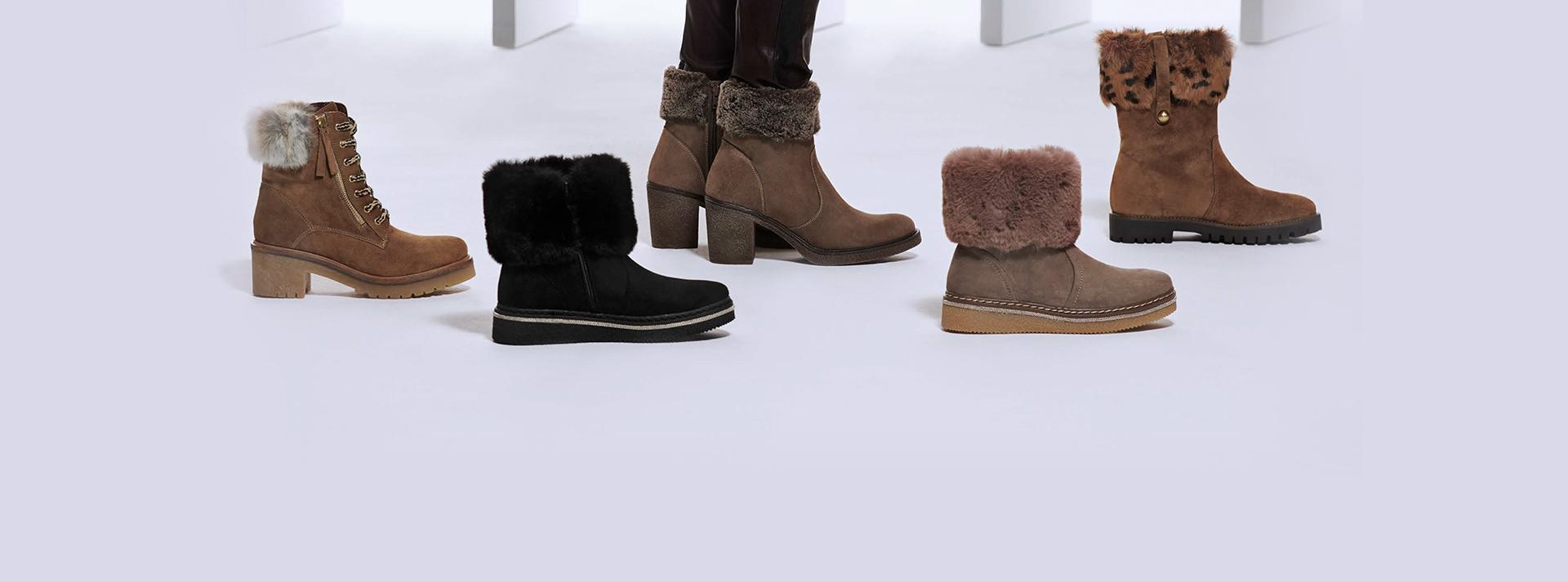 4 tipos de botas para no pasar frío este invierno ideal