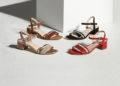 sandalias de piel mujer