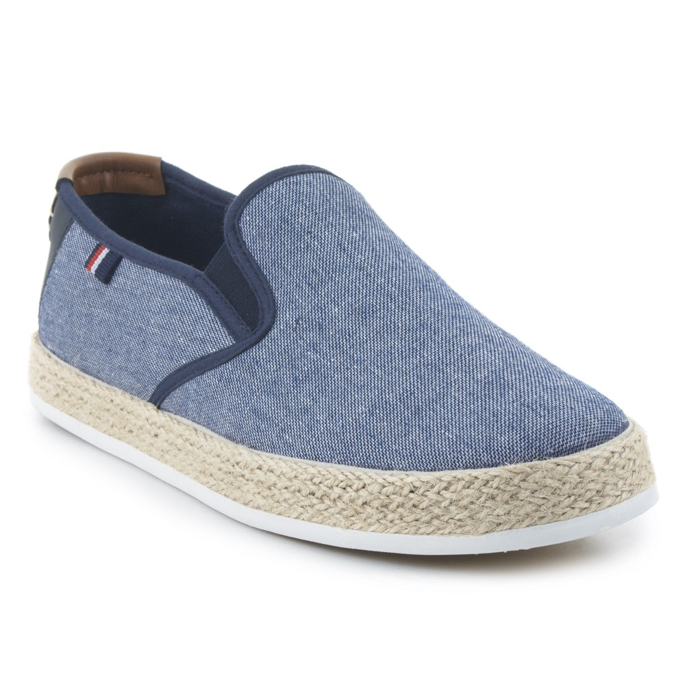 Slip-on de esparto NYC. 25,99€
