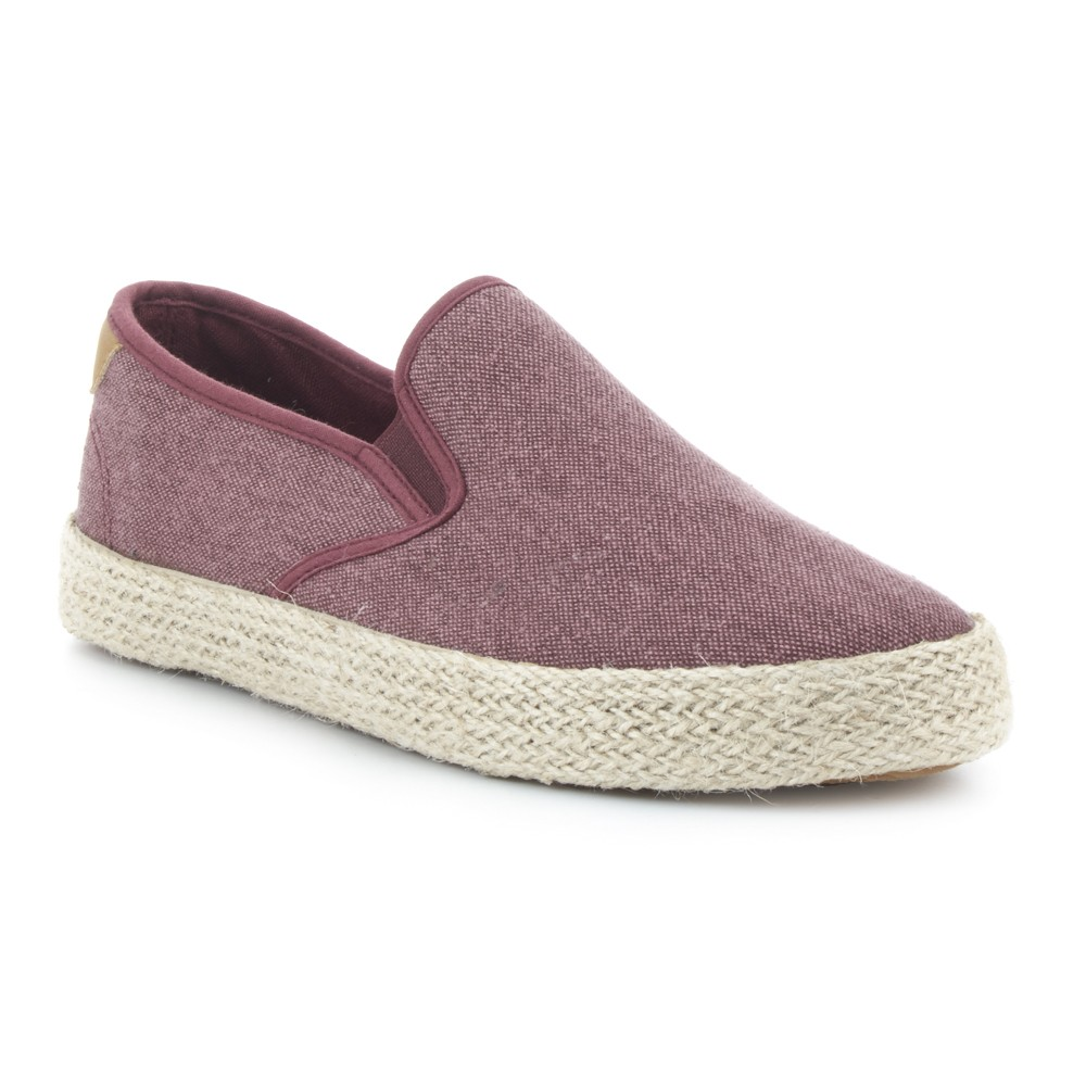 Zapatilla de esparto slip-on NYC.