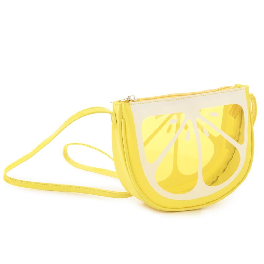 Bolso limón OH GIRL. 9,99€
