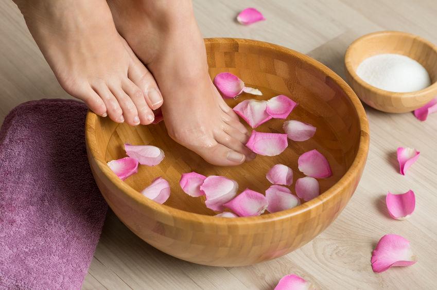 En verano es importante un adecuado cuidado de tus pies.
