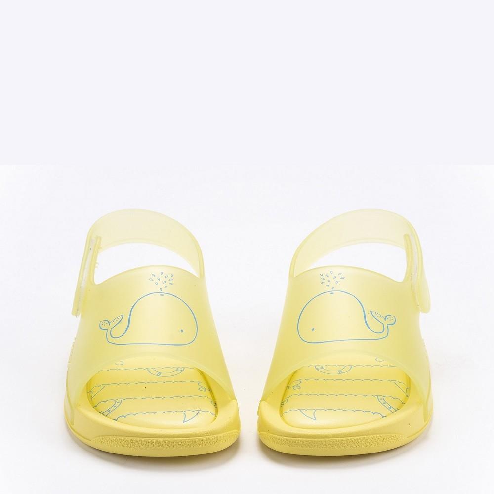 Sandalia de playa ballena IGOR.