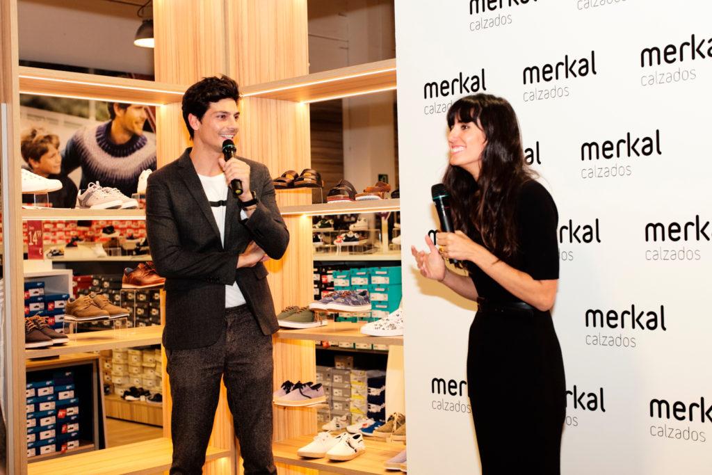 Ana Albadalejo y Javier de Miguel durante la masterclass