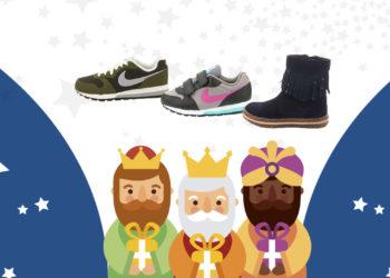 Los Reyes Magos y las rebajas de calzado