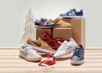 Bodegon zapatillas Adidas y Nike
