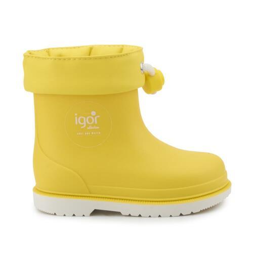 Bota de agua amarilla IGOR