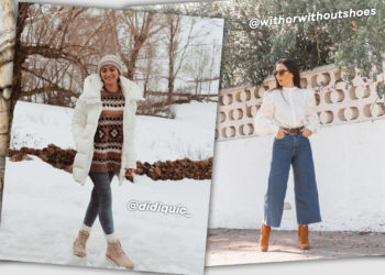 Looks de invierno de influencers