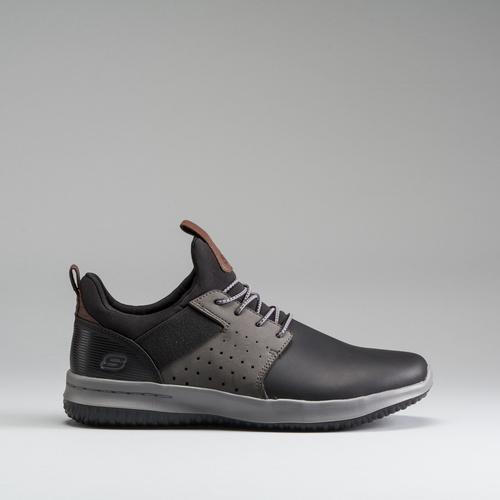 Sneaker knit negro SKECHERS