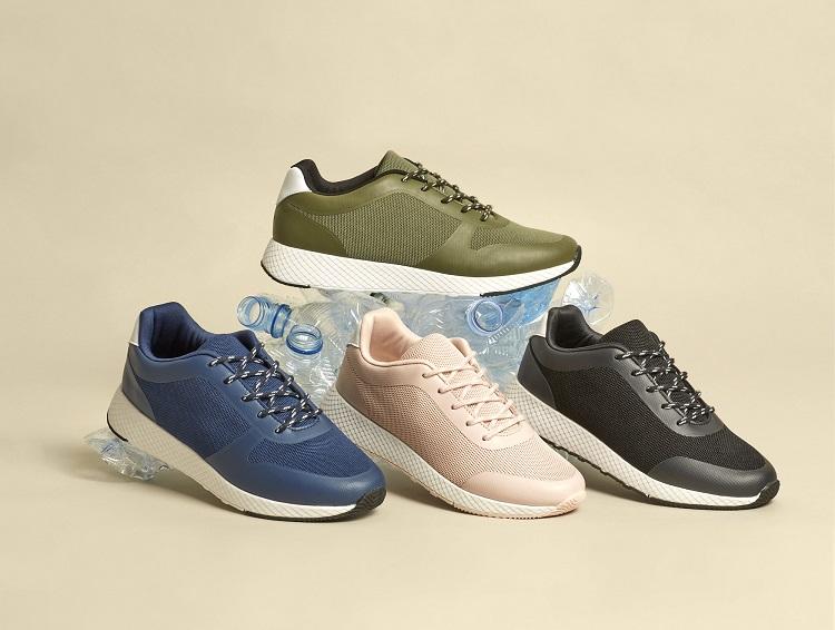 Colección de zapatos sostenibles de Merkal