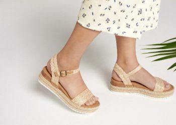 sandalias cómodas merkal