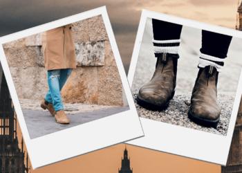 Como elegir botas Chelsea para hombre